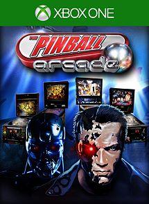 Pinball Arcade imagem da caixa