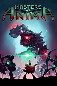 Carátula para el juego Masters of Anima de Xbox 360