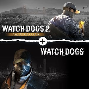 Watch Dogs 1 + Watch Dogs 2 Gold Editions Bundle Xbox One