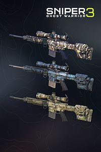 Carátula del juego Weapon skins - Unicamo, Hexagon Ice & Copperhead Snake