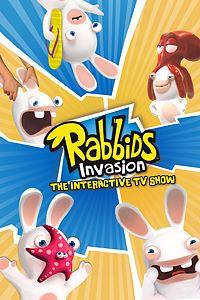Carátula del juego RABBIDS INVASION - PACK #2 SEASON ONE de Xbox One