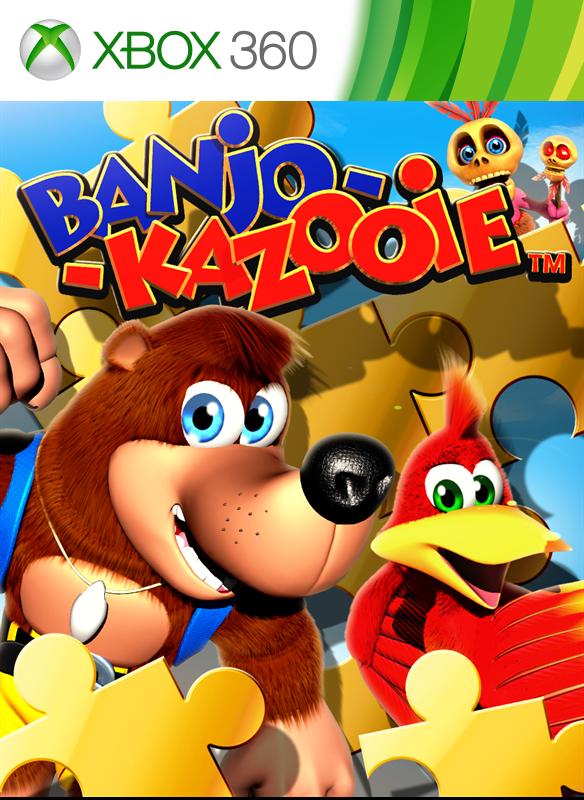 Banjo-Kazooie boxshot