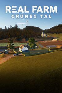 Carátula del juego Real Farm - Grünes Tal Map