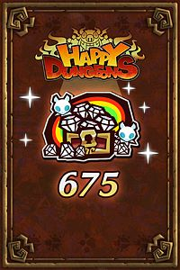 Carátula del juego 675 Happy Jewels de Xbox One