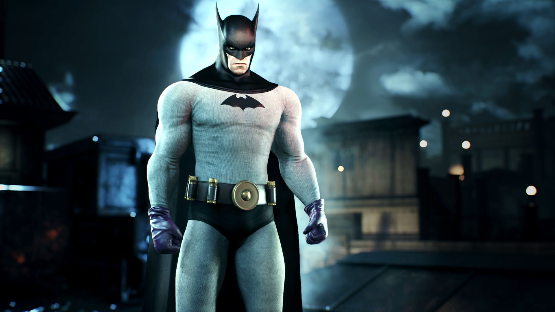 1st Appearance Batman Skin