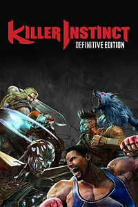 Carátula del juego Killer Instinct: Definitive Edition de Xbox One