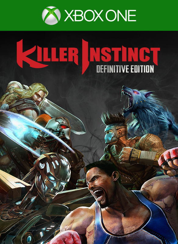 Killer Instinct: Definitive Edition boxshot