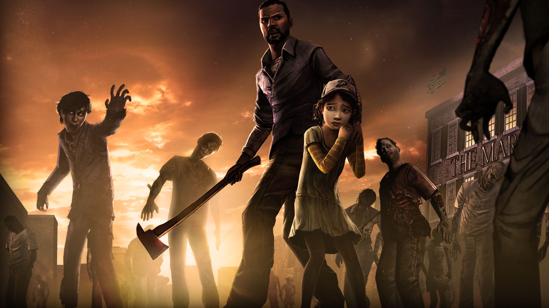 Buy The Walking Dead: The Complete First Season - Microsoft Store