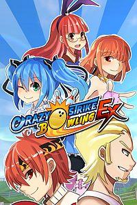Carátula del juego Crazy Strike Bowling EX para Xbox One