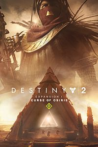 Carátula del juego Destiny 2 - Expansion I: Curse of Osiris
