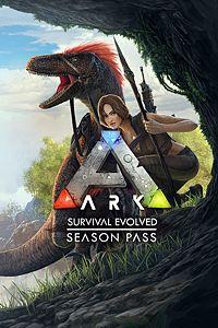 Carátula del juego ARK: Survival Evolved Season Pass para Xbox One