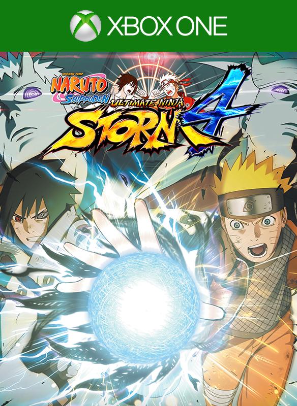 NARUTO SHIPPUDEN™: Ultimate Ninja® STORM 4 boxshot