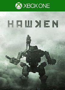 Hawken imagem da caixa