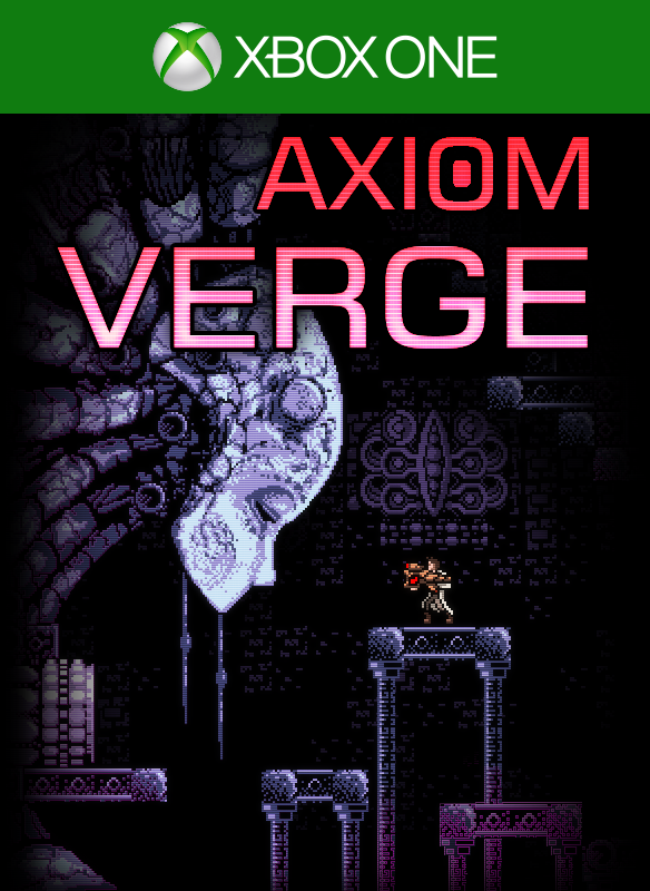 Axiom Verge boxshot