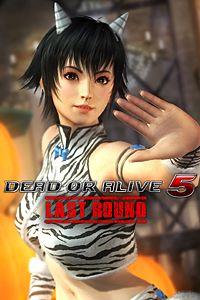 Carátula del juego DEAD OR ALIVE 5 Last Round Pai Halloween Costume 2014