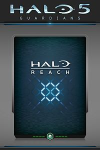 Carátula del juego Halo 5: Guardians – Memories of Reach REQ Pack