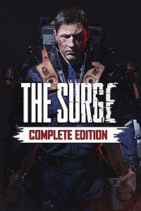 Carátula para el juego The Surge: Complete Edition de Xbox One