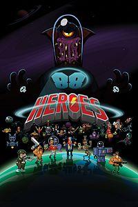 Carátula para el juego 88 Heroes de Xbox 360