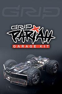 Carátula del juego Pariah Garage Kit