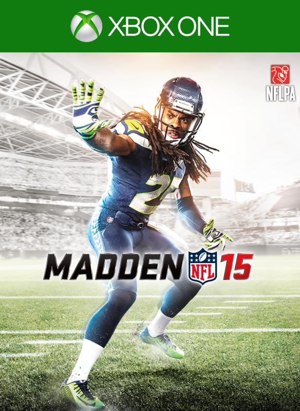 Madden NFL 15 boxshot