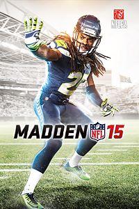 Carátula del juego Madden NFL 15