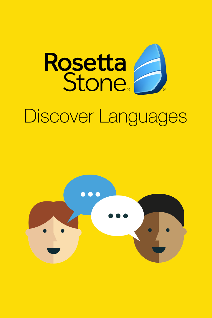 Get Discover Languages - Microsoft Store