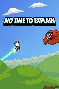 Carátula del juego No Time To Explain