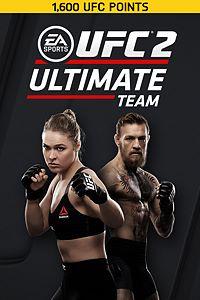 Carátula del juego EA SPORTS UFC 2 - 1600 UFC POINTS