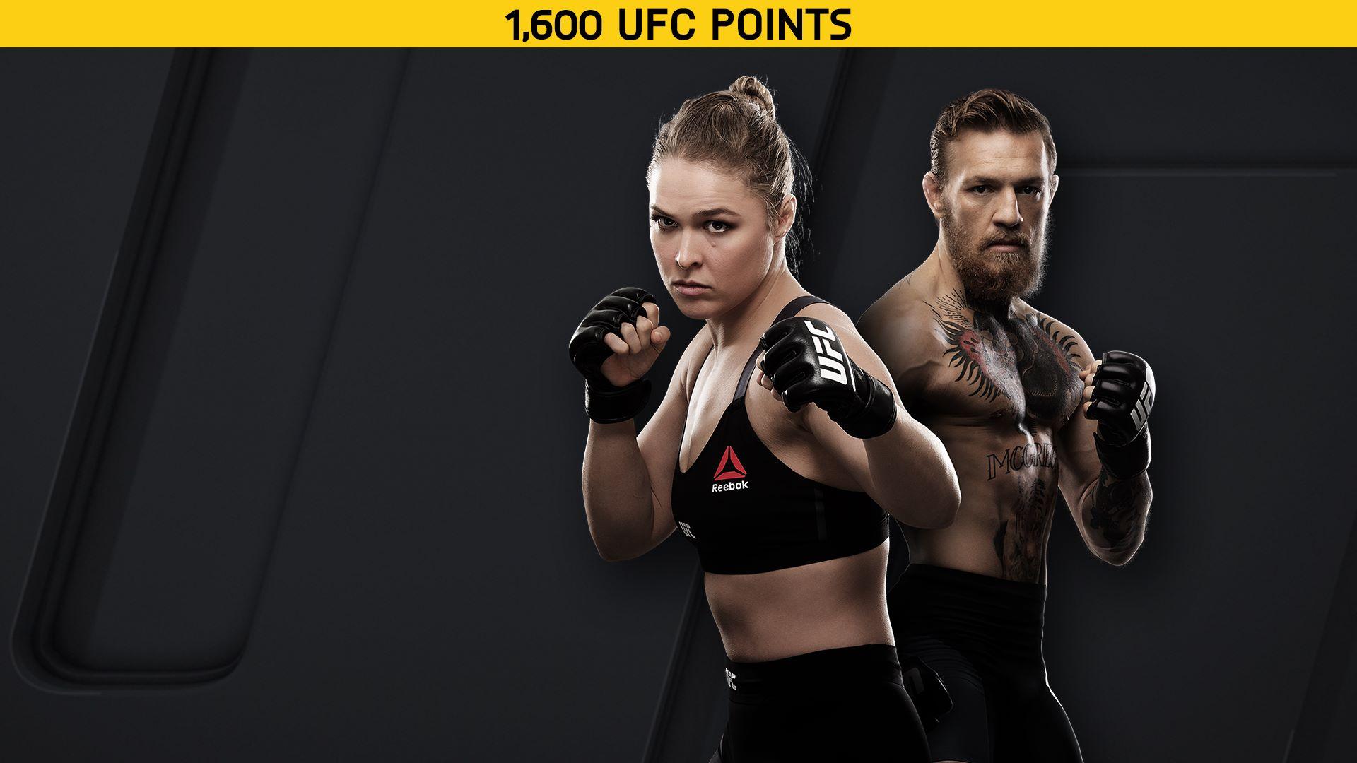 EA SPORTS™ UFC® 2 - 1600 Pontos UFC