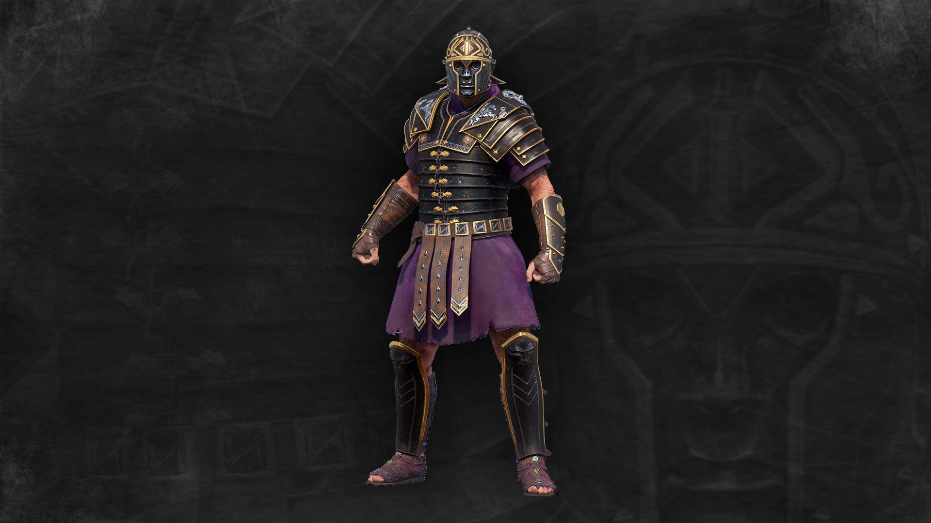Praetorian Gladiator Skin
