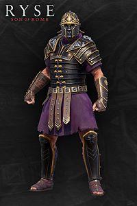 Carátula del juego Praetorian Gladiator Skin