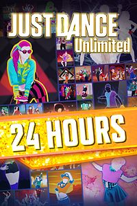 Carátula del juego Just Dance Unlimited - 24 hours pass de Xbox One