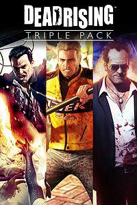 Carátula del juego Dead Rising Triple Bundle Pack