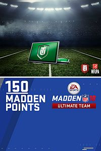 Carátula del juego 150 Madden NFL 18 Ultimate Team Points