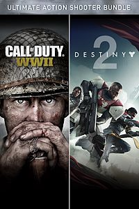 Carátula del juego Call of Duty: WWII + Destiny 2 Bundle