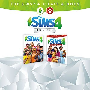 The Sims™ 4 Plus Cats & Dogs Bundle Xbox One