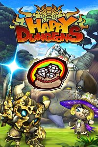 Carátula para el juego Happy Dungeons Light Start Bundle de Xbox 360