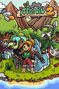 Carátula para el juego Ittle Dew 2 de Xbox 360