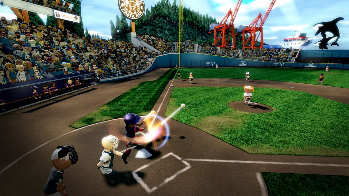 super popular 4c4ca b8b63 Super Mega Baseball  Extra Innings review