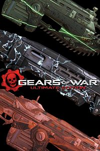Carátula del juego Animated Weapon Skin Pack 1 de Xbox One