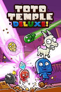 Carátula para el juego Toto Temple Deluxe de Xbox 360
