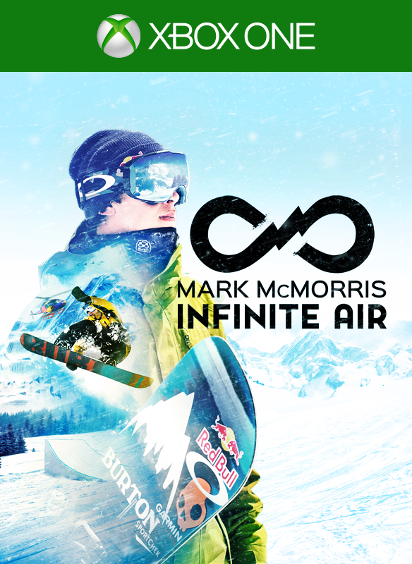 Infinite Air with Mark McMorris boxshot