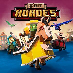 8-Bit Hordes Xbox One