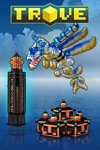 Carátula del juego Trove - Resistor Dragon Pack