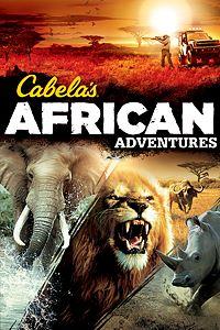 Carátula para el juego Cabela's African Adventures de Xbox 360