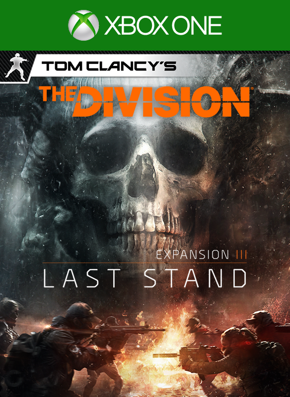 Tom Clancy's The Division Last Stand boxshot