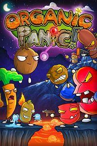 Carátula para el juego Organic Panic de Xbox 360