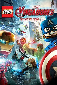LEGO® Marvel's Vingadores Edição de Luxo