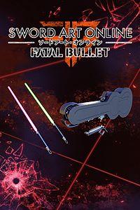 Carátula del juego SAO: FATAL BULLET Guitar Rocket Launcher and Photon Sword Pack