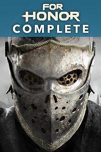 Carátula para el juego For Honor Complete Edition de Xbox 360